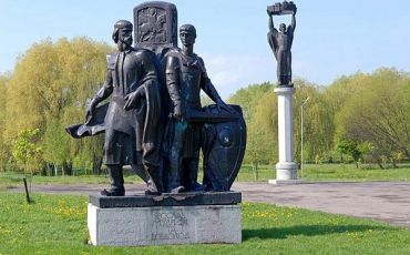 Пам'ятники давньоруським князям, Володимир-Волинський