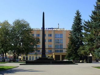Obelisk of Glory, Vladimir-Volyn