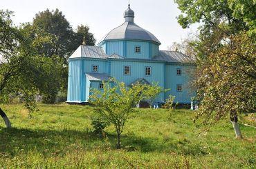 Покровська церква, Пісків