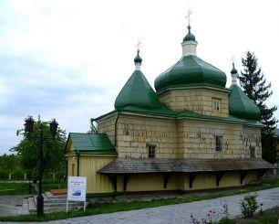 Церква Святого Михаїла, Пляшева