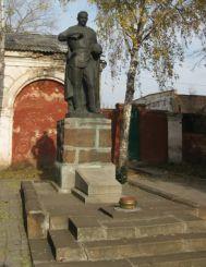 Братская могила 4000 военнопленных, Кропивницкий