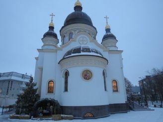 Благовещенский собор, Кировоград