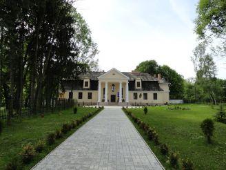 Садиба Липинських, Затурці