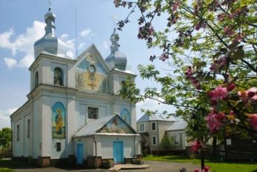 St. George`s Church, Holoby