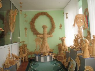 Museum of Straw Art, Kupych