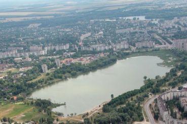 Озеро Чеха, Сумы