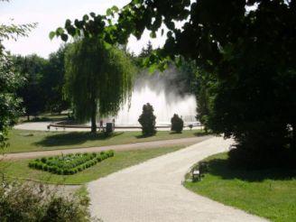 Парк Дружба, Суми
