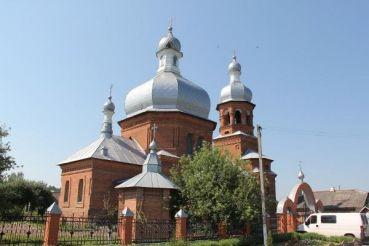 Архангело-Михайлівська церква, Білопілля