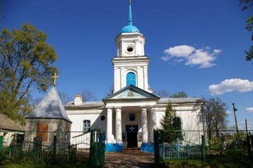 Вознесенская церковь, Глухов