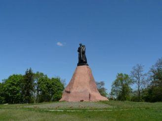 Пам'ятник Ковпаку, Путивль