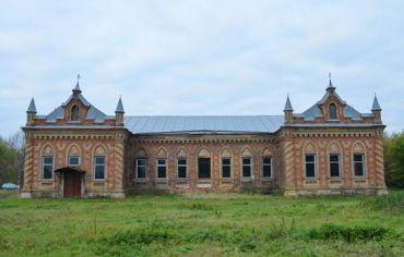 Садибний будинок Курдюмова, Слобода