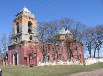 Церква Іоанна Воїна, Куянівка