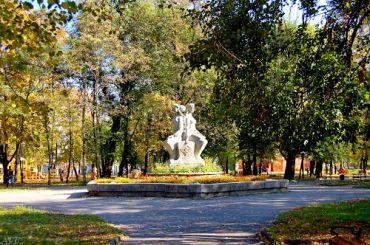 Park them. Lesia Ukrainka, Kovel
