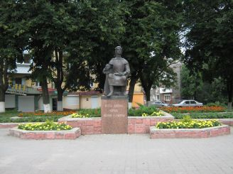 Monument to Daniel of Galicia, Vladimir-Volyn