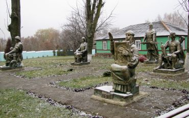 The complex of monuments of ancient Russian princes Vladimir-Volyn