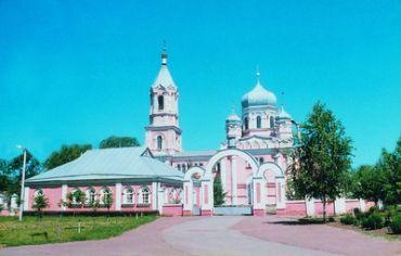 Боголюбський чоловічий монастир, Білопілля