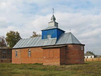 Церква Успіння Пресвятої Богородиці, Лебедин