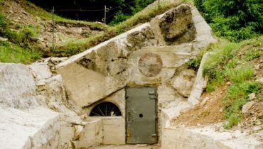 Bunker Museum Shtaera, Kolochava
