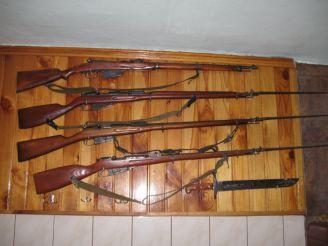Музей зброї, Івано-Франкове