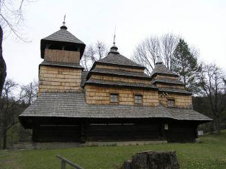 Свято-Покровський скит, Кострина