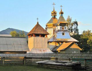 Церква Трійці Живоначальної, Колочава