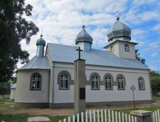 Церковь Рождества Пресвятой Богородицы (новая), Пилипец