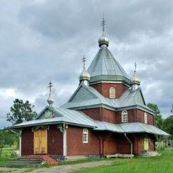 Church of the Transfiguration, Lazeshchyna