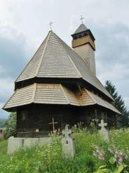 Church of St. Nicholas (lower) Average Water