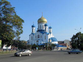 Хрестовоздвиженський собор (новий), Ужгород