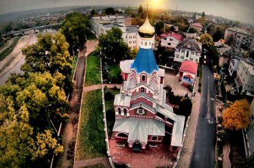 Церковь Покрова Пресвятой Богородицы, Ужгород