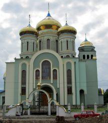 Собор Кирила і Мефодія, Хуст