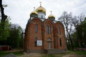 Церква Успіння Пресвятої Богородиці, Остер