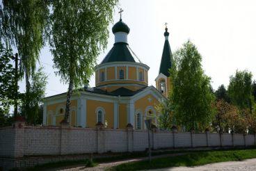 Церковь Николая Чудотворца на Сорочинцах, Прилуки