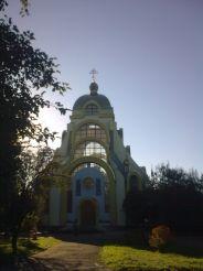 Церковь Бориса и Глеба, Львов
