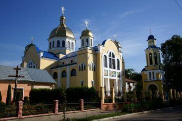 Церква Петра і Павла, Жовква