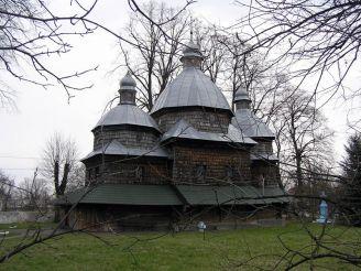 Церковь Параскевы Пятницы, Крехов