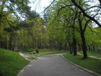 Личаківський парк, Львів