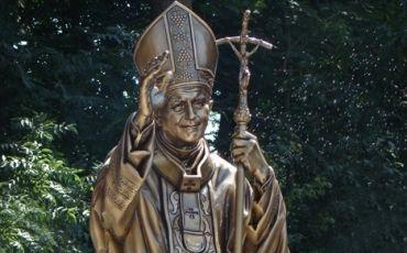 Monument to John Paul II