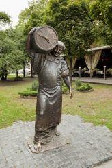 Monument Lviv brewers