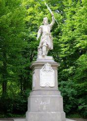 Памятник Я. Килинскому