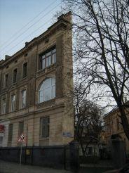 Плоский будинок, Львів