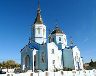 Церковь Рождества Пресвятой Богородицы, Баловное