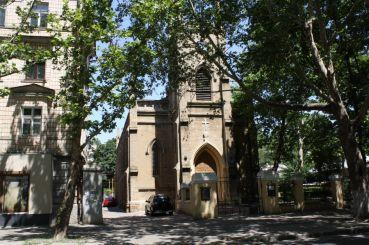 Церковь Христа Спасителя, Николаев