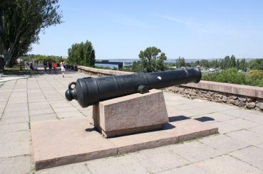 Корабельная пушка, Николаев