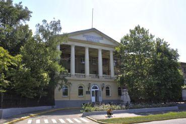 Construction College, Nikolaev