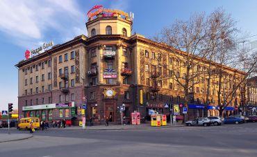 Готель Україна, Миколаїв