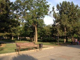 Парк Шевченко, Николаев