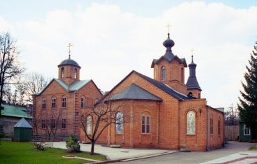Церковь Вознесения Господня, Харьков
