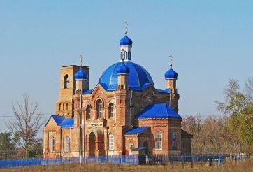 Свято-Покровский храм, Карасевка