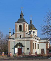 Церковь Георгия Победоносца, Кегичевка